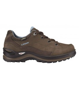 Lowa Renegade III GTX LO Brown/Denim (W)