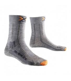 X-Socks Trekking Merino Light Gris Clair (W)