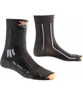 X-Socks Trekking Merino Light Anthracite (M)