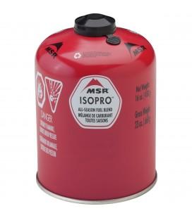 MSR CARTOUCHE DE GAZ ISOPRO 450 G