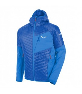 SALEWA ORTLES HYBRID 2 PRL M JACKET Blue (M)