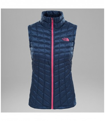 THE NORTH FACE VESTE SANS MANCHES THERMOBALL™ INK BLUE (W)