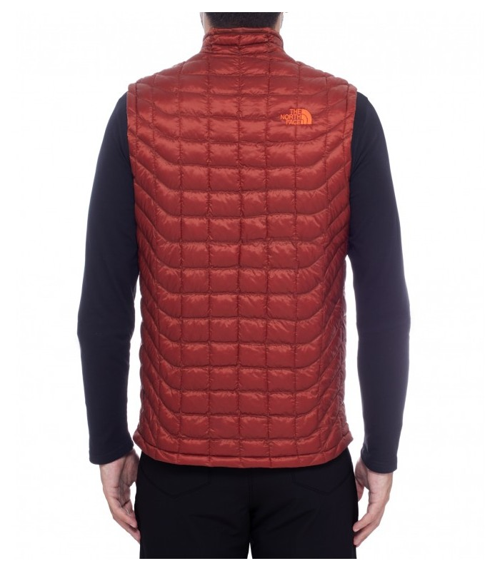 546896684300 ... The North Face Thermoball Vest Brick House Red Acrylic Orange (M) ...