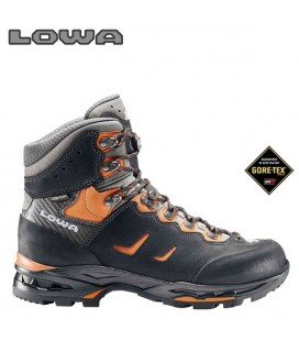 Lowa Camino GTX Black/Orange (M)