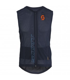 Scott Light Vest Actifit Black Iris/Orange