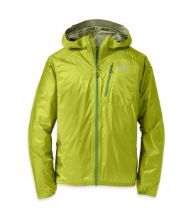 Outdoor Research MEN'S HELIUM II JACKET™ Lemon Grass (M)