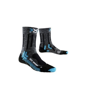 X-socks Trek Summer Lady Anthracite/Noir