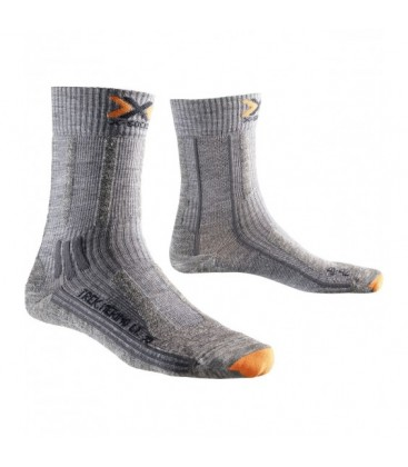 X-Socks Trekking Merino Light Gris Clair (W)