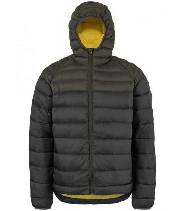 SCOTT Jacket Insuloft Featherless Down Earth Grey/Black (M)