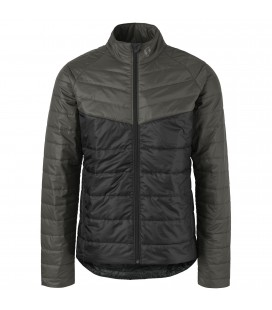 SCOTT JACKET INSULOFT LIGHT Earth Grey/Black (M)