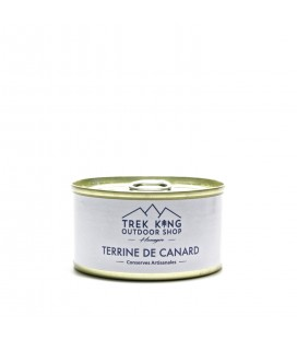 Trek King terrine de canard 120g