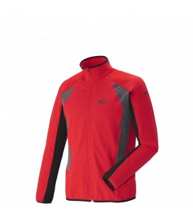 MILLET ROC XCS JKT RED (M)