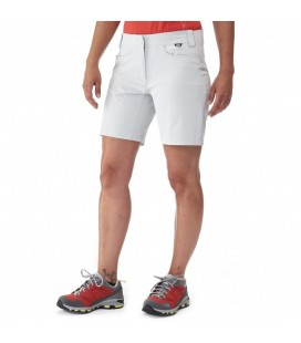 MILLET LD TREKKER STRETCH SHORT STORM GREY (W)