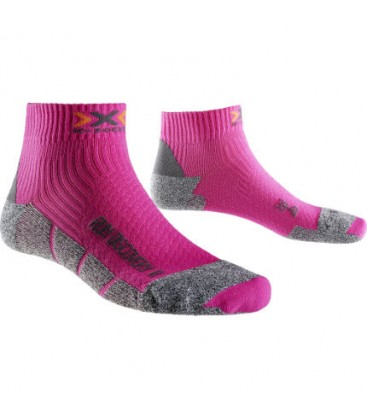 X-SOCKS RUN DISCOVERY 2 LADY FUSCHIA/GREY (W)