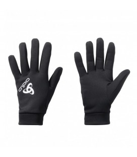 ODLO STRETCHFLEECE LINER GANTS BLACK