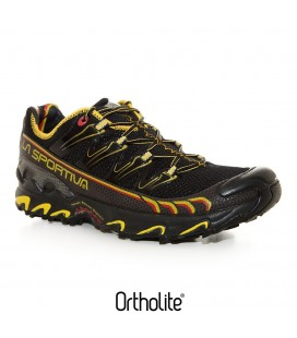 LA SPORTIVA ULTRA RAPTOR BLACK/YELLOW (M)