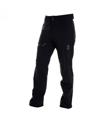MOUNTAIN HARDWEAR PANTALON FEMME STRETCH OZONIC™ BLACK Reg (W)