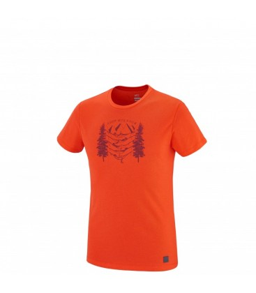 MILLET BARRINHA TS SS ORANGE (M)