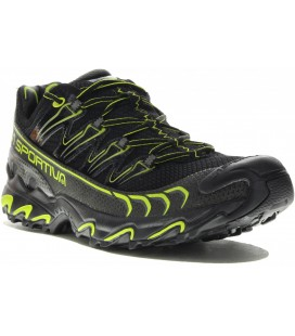 LA SPORTIVA ULTRA RAPTOR BLACK/APPLE GREEN (M)