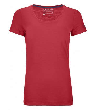 ORTOVOX 150 COOL CLEAN T-SHIRT HORT CORAL (W)