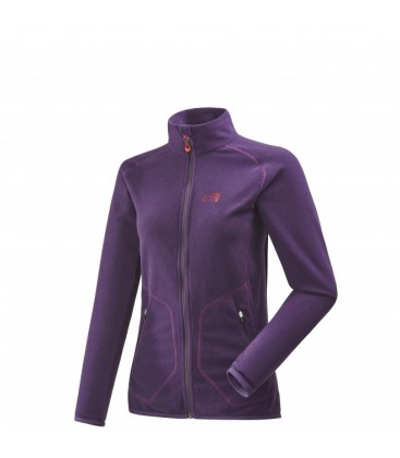 MILLET LD KODA GRID JKT PURPLE