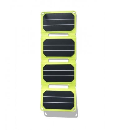 POWERTEC CHARGEUR SOLAIRE SEMI-RIGIDE POCKET POWER 6,5W