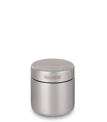 KLEAN KANTEEN 16 OZ FOOD CANISTER LID 473 ML BRUSHED STAINLESS