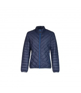 ROCK EXPERIENCE WINTER PADDED JACKET URAN MAN BLUE NIGHT