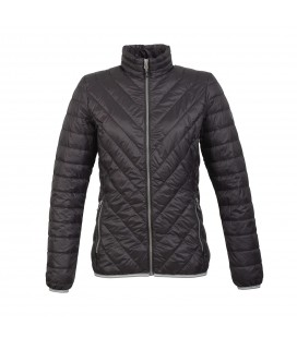 ROCK EXPERIENCE WINTER PADDED JACKET URAN MAN CAVIAR