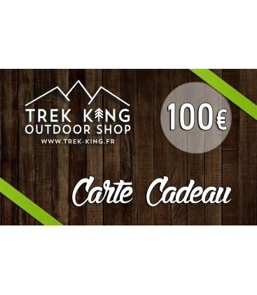 CARTE CADEAU VIRTUELLE TREK KING OUTDOOR SHOP