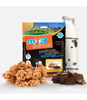 MX3-MUESLI CHOCOLAT LYOPHILISÉ | 461 KCAL