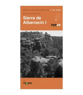 PRAMES-Sierra de Albarracín 1 - TOP 25