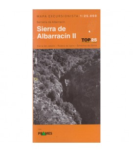 PRAMES-Sierra de Albarracín 2 - TOP 25