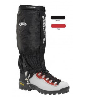 TSL OUTDOOR GUETRES HIGHT TREK ROUGE