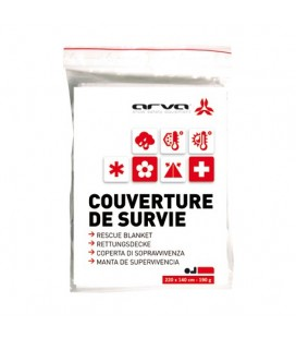 ARVA COUVERTURE DE SURVIE OR 60 GR