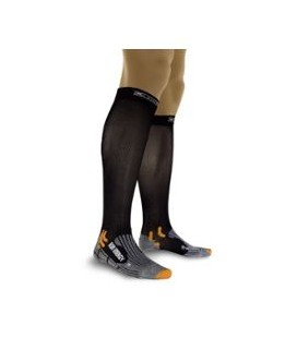 X-SOCKS RUN ENERGIZER BLACK (M)